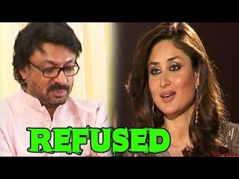 Kareena Kapoor refused Sanjay Leela Bhansali for Bajirao Mastani