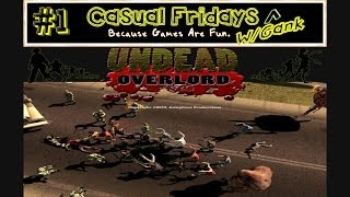 Undead Overlord Gameplay: A Zombie Strategy Game in Kickstarter.