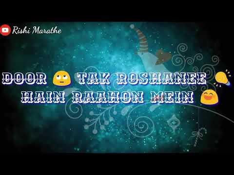 Golden WhatsApp status video 💖- Dekha ek Khwab to ye Silsile Hue