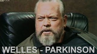 Orson Welles - Interview (1974)
