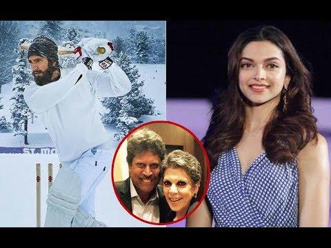 It's Official! Deepika Padukone to Play Ranveer Singh's Wife In '83 | SpotboyE Mp3