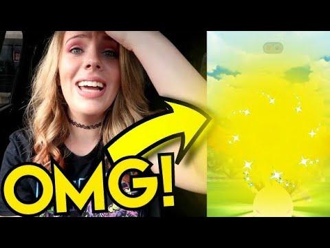 I CAUGHT SHINY HO-OH IN POKÉMON GO! +Research Breakthrough Zapdos! Rainy Day Pokémon Go Vlog! thumbnail