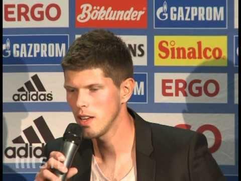 Huntelaar auf Schalke vorgestellt: Magath optimistisch