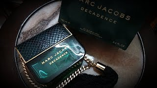Decadence By Marc Jacobs for Women Initial Thoughts (2015)