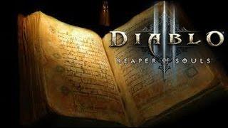 Diablo Lore Part 5: Diablo 3 Reaper of Souls Story