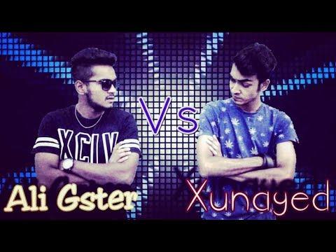 Ali Gster Vs Xunayed (Epic Bangla Rap Battle) | Fusion Productions