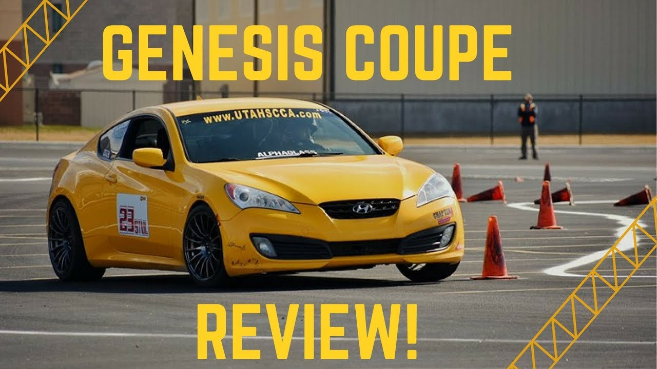 Hyundai Genesis Coupe Long Term Review The Underrated Sports Car