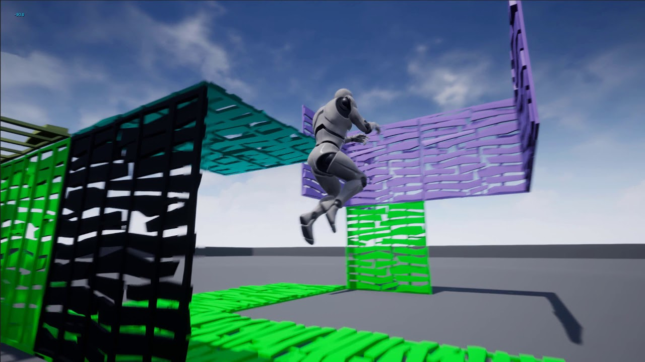 Fortnite style building system  - Unreal Engine Forums