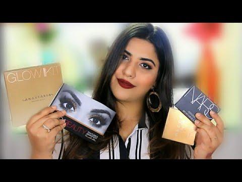 Huge Sephora Luxury Makeup Haul + NYX Unboxing Haul