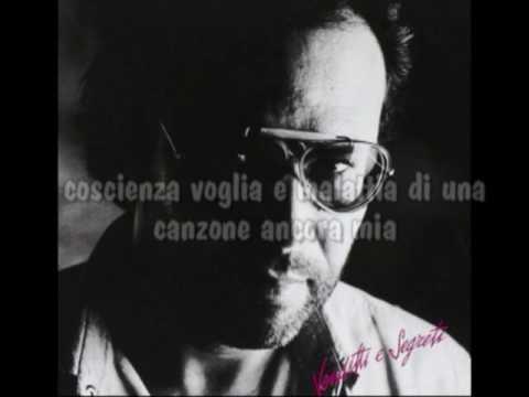 Antonello Venditti - Giulio Cesare con testo