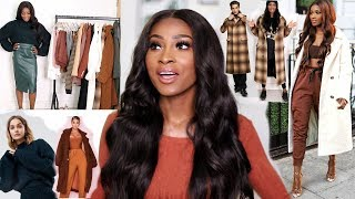 SO I'VE BEEN SHOPPING AGAIN!! AUTUMN/WINTER PIECES YOU REALLY NEED IN YOUR WARDROBE