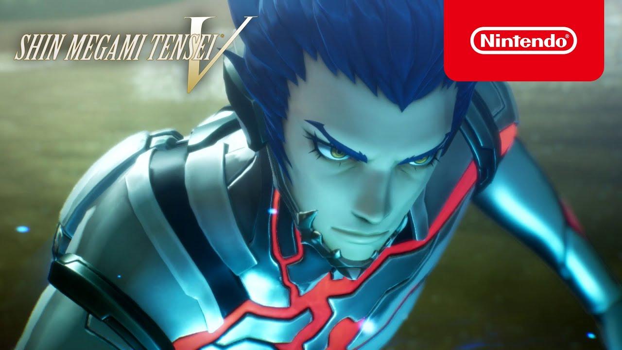 Shin Megami Tensei V – Story Trailer (Nintendo Switch)