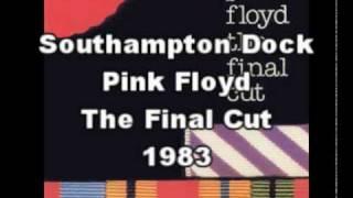 Pink Floyd - 09 Southampton Dock  (Spanish Subtitles - Subtítulos en Español)