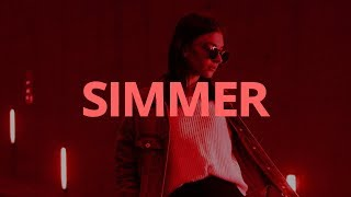 Mahalia - Simmer ft. Burna Boy // Lyrics