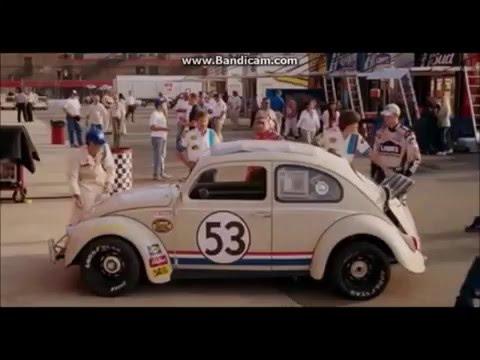 Jimmie Johnson & Jeff Gordon in Herbie