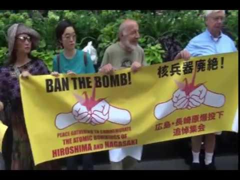 Commemorating 72nd Anniversary of Hiroshima and Nagasaki