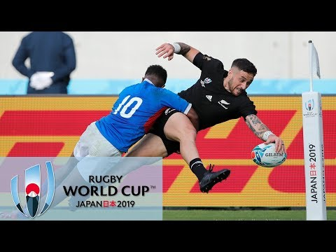Rugby World Cup 2019: New Zealand Vs. Namibia | EXTENDED HIGHLIGHTS | 10/06/19 | NBC Sports
