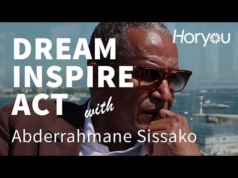 Abderrahmane Sissako (Timbuktu) @ Cannes 2014 - Dream Inspire Act by Horyou