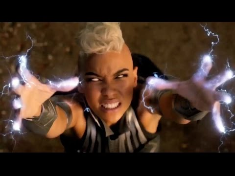 Storm Actress on Upgraded Powers and Turning to the Dark Side