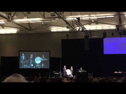 Lauren Daigle - Interview with Rev. Dr. Jay Johnston - 2018 Louisiana Governor's Prayer Breakfast