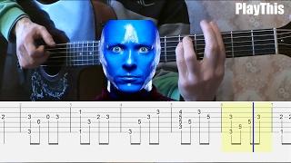 Хит нулевых на гитаре Дабуди Дабудай