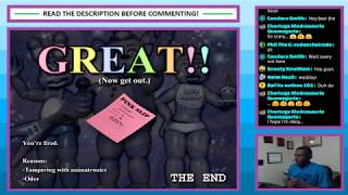 Livestream #40 - Five Nights At Freddy