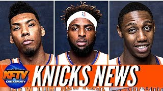 New York Knicks News: Will Iso Zo Start?!| More Injuries| BOLD Predictions w/ Marc Berman, NY Post