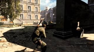 Sniper Elite V2 - XBOX 360 comentado (PT-BR)