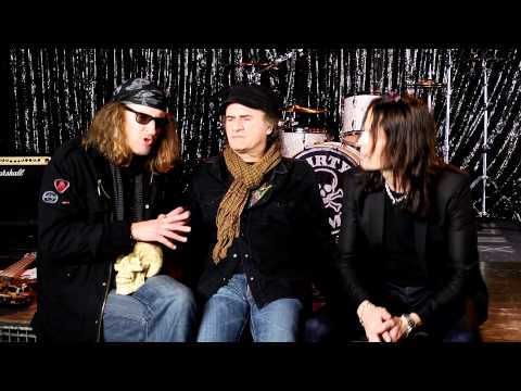 KROKUS - Hallelujah Rock'n'Roll COMMENTARY 2013 Official Band Video