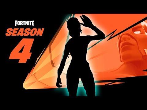 Fortnite Season 4 Battle Pass Theme Revealed + Meteor Talk