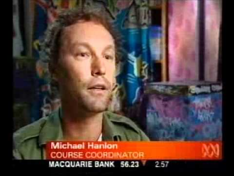 Abc Tv Midday Report Speaks To Sounds Of The Street  Wmv
