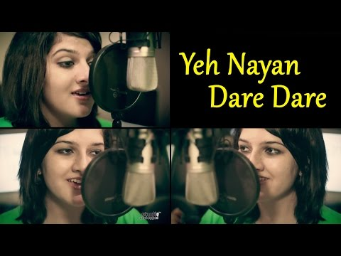 Yeh Nayan Dare Dare Midnight Mix | Being Indian Music Ft Bhavya Pandit | Jai - Parthiv.