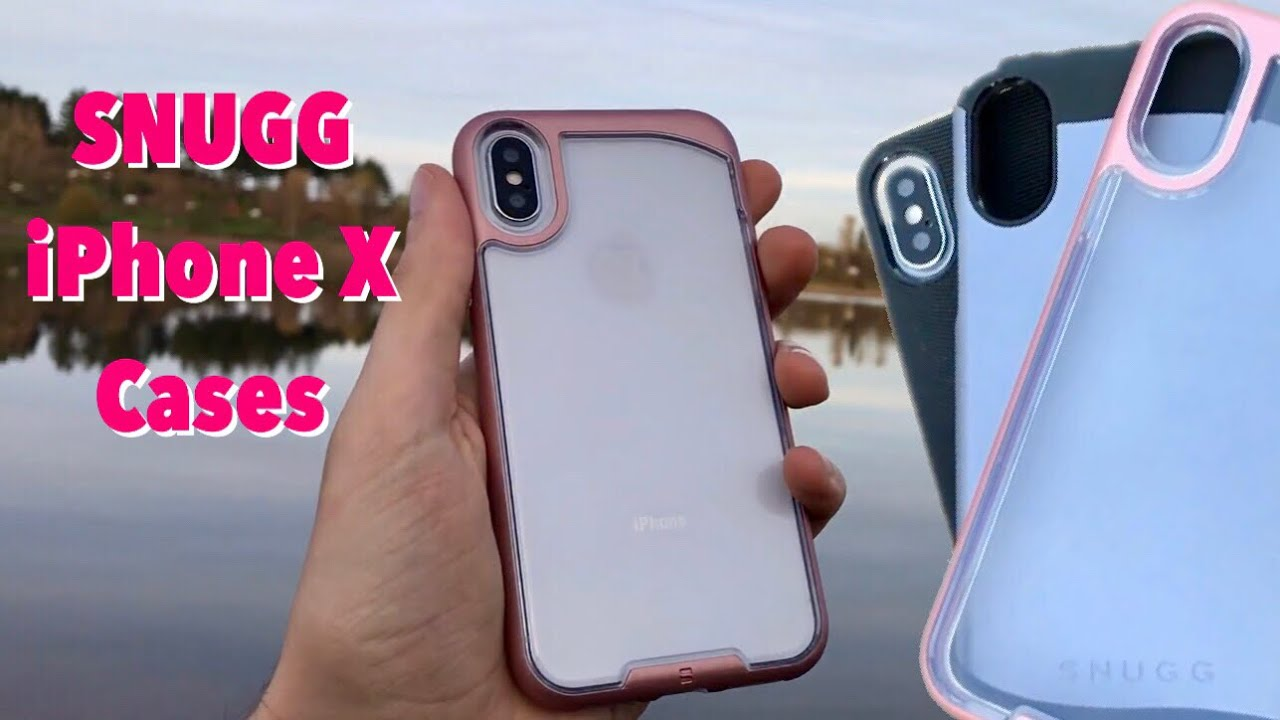 snugg phone case iphone x