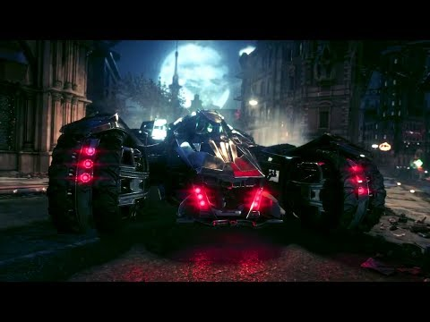 Batman: Arkham Knight - Batmobile Battle Mode Trailer