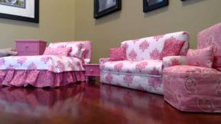 Susie's Barbie Furniture