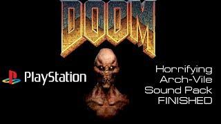PSX Doom Arch-Viles - Advanced Soundpack FINISHED