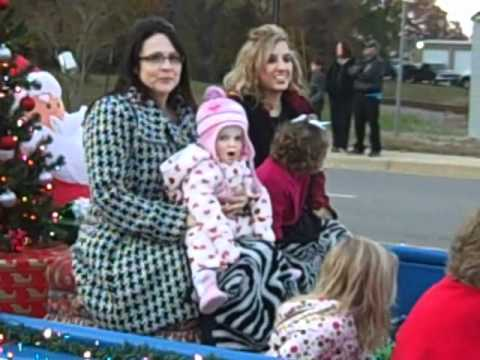 Whitehouse Texas Christmas Parade and Winterfest -- December 10, 2011