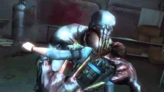 Biohazard revelations debut trailer [JPN]