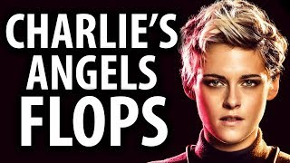 Charlie's Angels Flops, Director Blames Men
