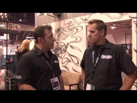 SEMA 2011 Las Vegas With Coast Airbrush TV