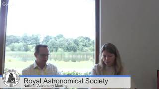 Juno: Countdown to Jupiter (National Astronomy Meeting 2016 Hangout)