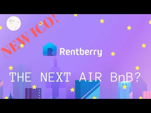 100x ICO Potential? - RentBerry - Home Rentals on the Block Chain!