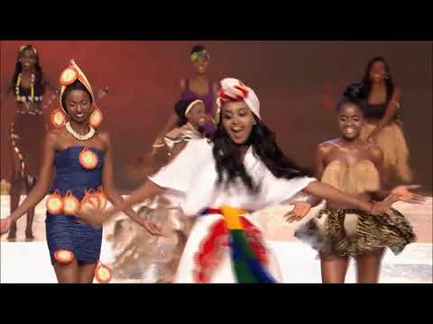 Africa - Dances of the World, Miss World 2017 HD