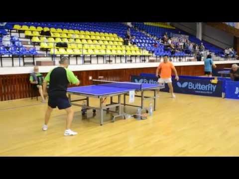Dobrila Petru - Postelnicu Ciprian (Semifinala Amatori - Part One)