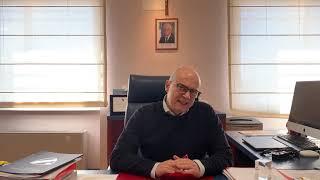 Il messaggio del preidente della Giunta regionale Donato Toma
