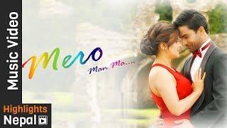 Mero Man Ma by Sharmila Bardewa and Sapan Kumar Rai   New Nepali Song   Shot in London