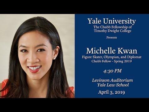 Michelle Kwan, Figure Skater, Olympian, And Diplomat
