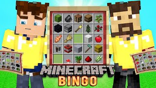 Minecraft BINGO vs DJUNCAN!