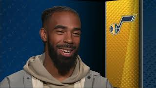 Mike Conley on Donovan Mitchell: 'He is an unselfish star' | NBA on ESPN