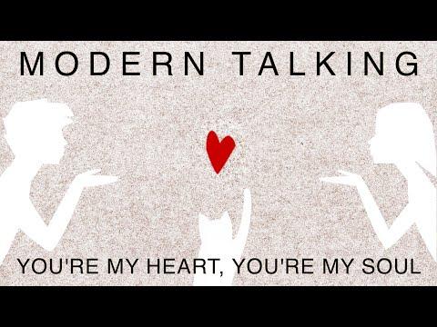 Modern Talking - You're My Heart, You're My Soul   Медленная версия   2019